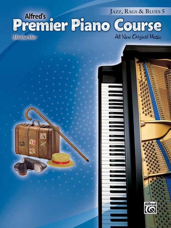 Premier Piano Course, Jazz, Rags & Blues 5