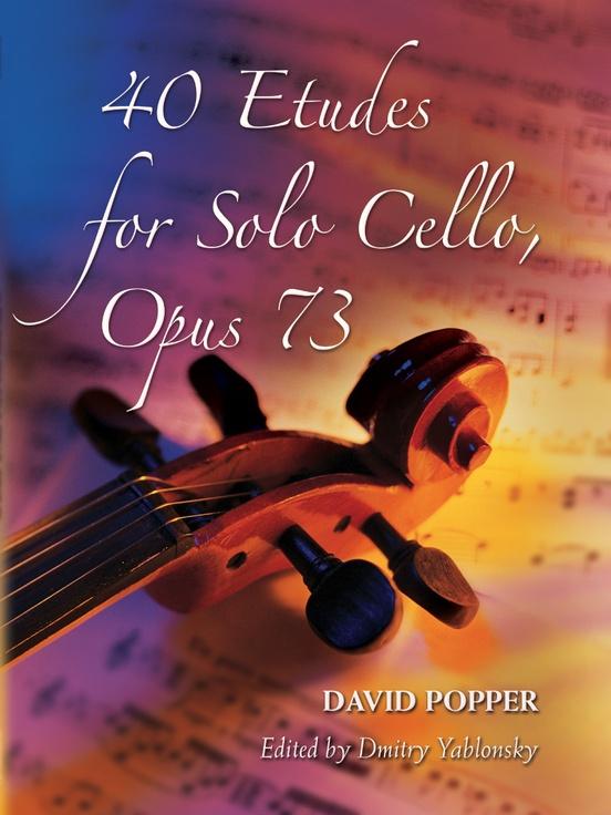40 Etudes for Cello, Opus 73