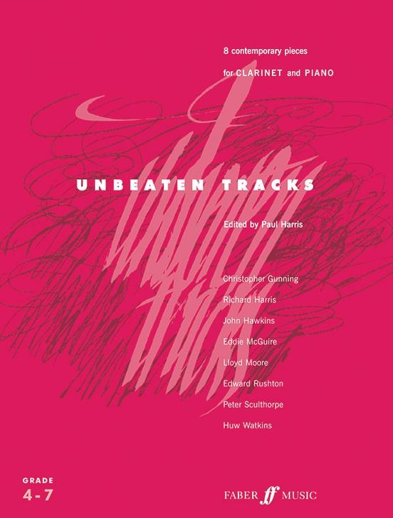 Unbeaten Tracks for Clarinet