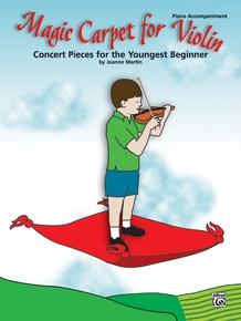 Magic Carpet for Violin