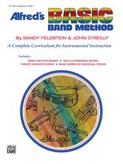 Alfred's Basic Band Method, Book 1
