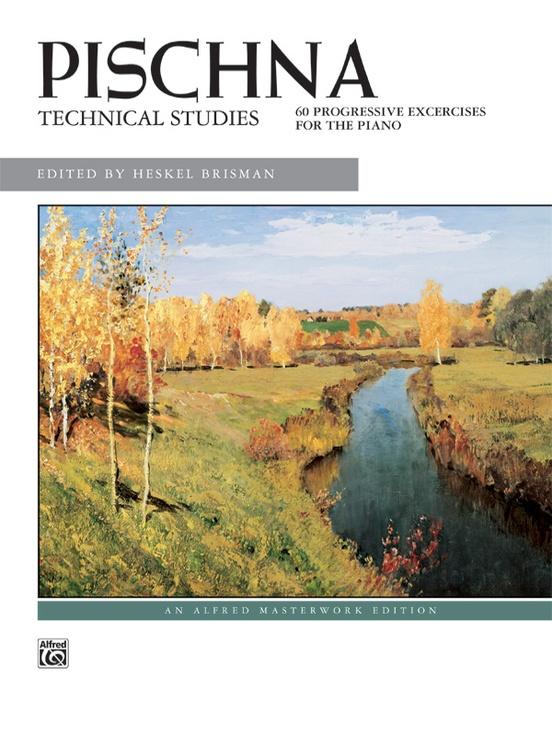 Pischna, Technical Studies