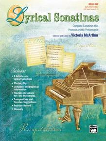 Lyrical Sonatinas, Book 1