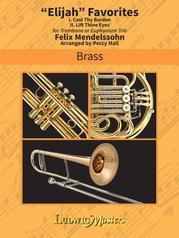 Elijah Favorites for Trombone Trio