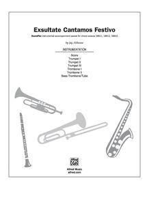 Exsultate Cantamos Festivo