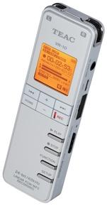Teac VR10W Mini Solid State Recorder (White)