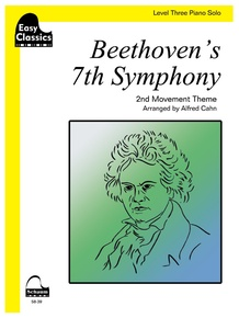Beethoven's 7th Symphony (2nd Movement Themes)