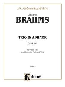 Trio in A Minor, Opus 114