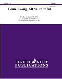 Come Swing, All Ye Faithful