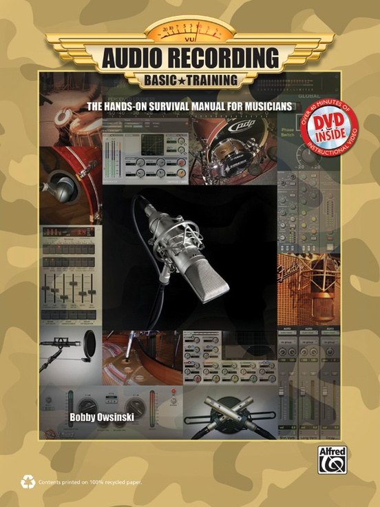 Audio Recording Basic Training