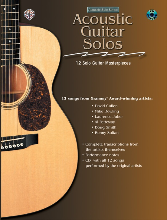 Acoustic Masterclass Series: Acoustic Guitar Solos