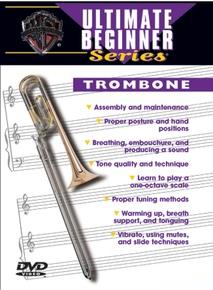 Ultimate Beginner Series: Trombone, Volumes I & II
