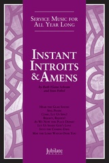 Instant Introits and Amens