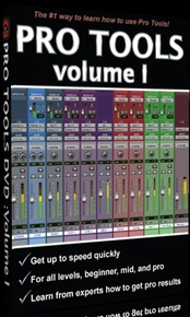 Pro Tools, Volume I (Revised Edition)