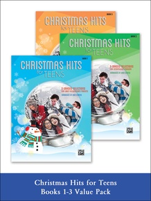 Christmas Hits for Teens 1-3 (Value Pack)