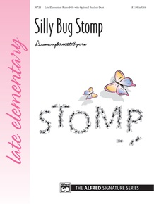 Silly Bug Stomp