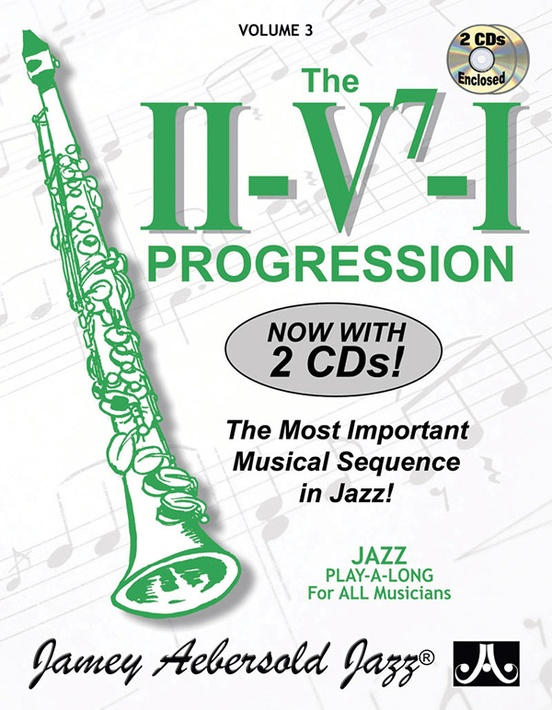 Jamey Aebersold Jazz, Volume 3: The ii/V7/I Progression
