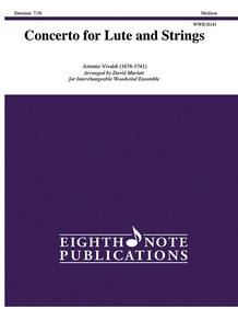 Concerto for Lute and Strings