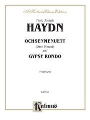 Oxen Menuet and Gypsy Rondo