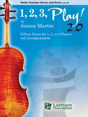 1, 2, 3 Play! 2.0 Violin Score and Parts