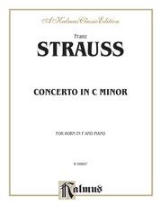 Horn Concerto, Opus 8