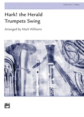 Hark! the Herald Trumpets Swing