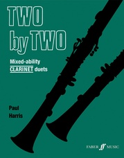 Two by Two Clarinet Duets