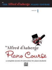 Alfred d'Auberge Piano Course: Lesson Book 4