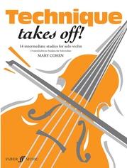 Technique Takes Off! for Violin