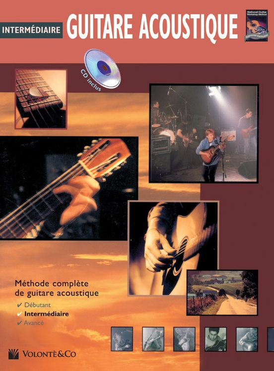 Guitare Acoustique Intermediaire [Intermediate Acoustic Guitar]