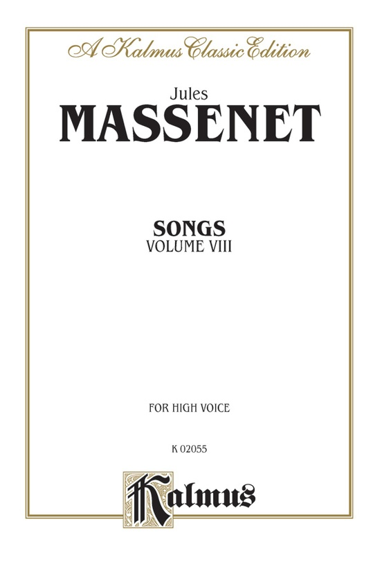Songs, Volume VIII