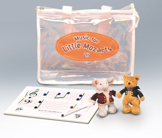 Music for Little Mozarts: Starter Kit