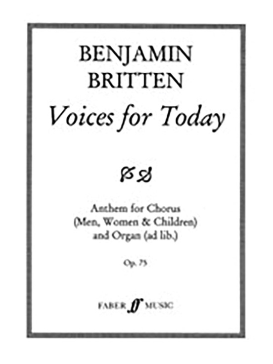 Voices for Today