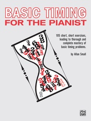 Basic Timing for the Pianist