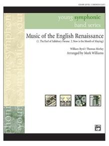 Music of the English Renaissance