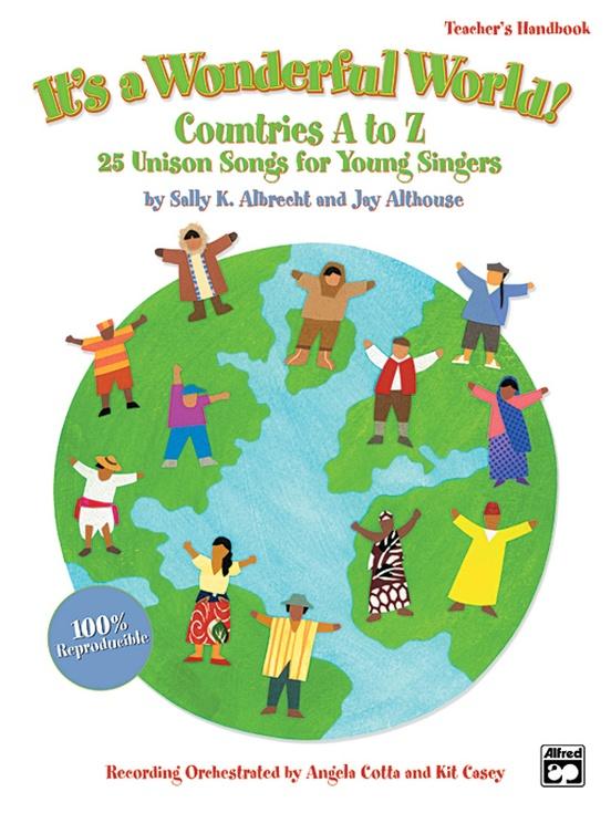 It's a Wonderful World (Countries A-Z)