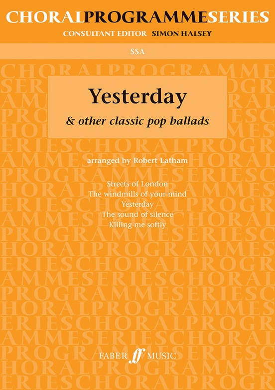 Yesterday and Other Classic Pop Ballads