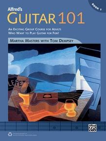 Alfred's Guitar 101, Book 1
