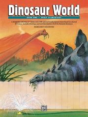 Dinosaur World, Book 1