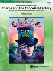 Charlie and the Chocolate Factory, Selections from the Original Movie Soundtrack