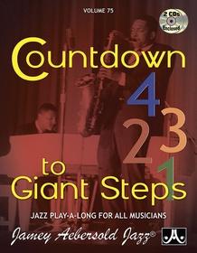 Jamey Aebersold Jazz, Volume 75: Countdown to Giant Steps
