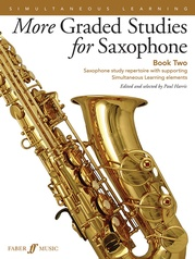 More Graded Studies for Saxophone, Book Two