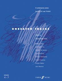 Unbeaten Tracks for Violin