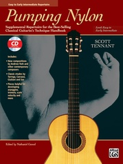 Pumping Nylon: Easy to Early Intermediate Repertoire