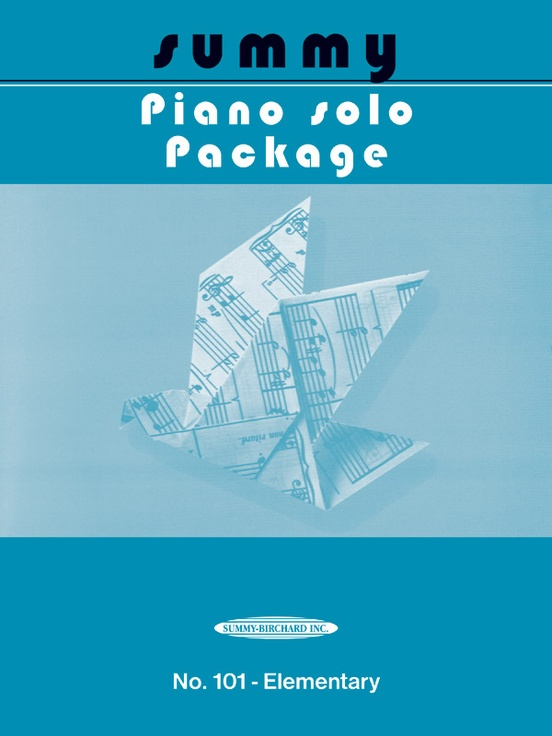 Summy Solo Piano Package, No. 101