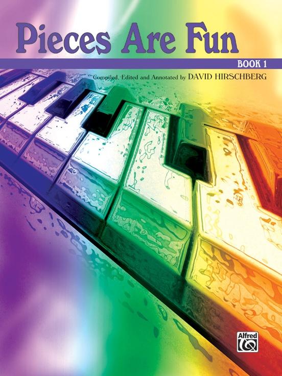 Pieces Are Fun, Book 1