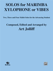 Solos for Marimba, Xylophone or Vibes