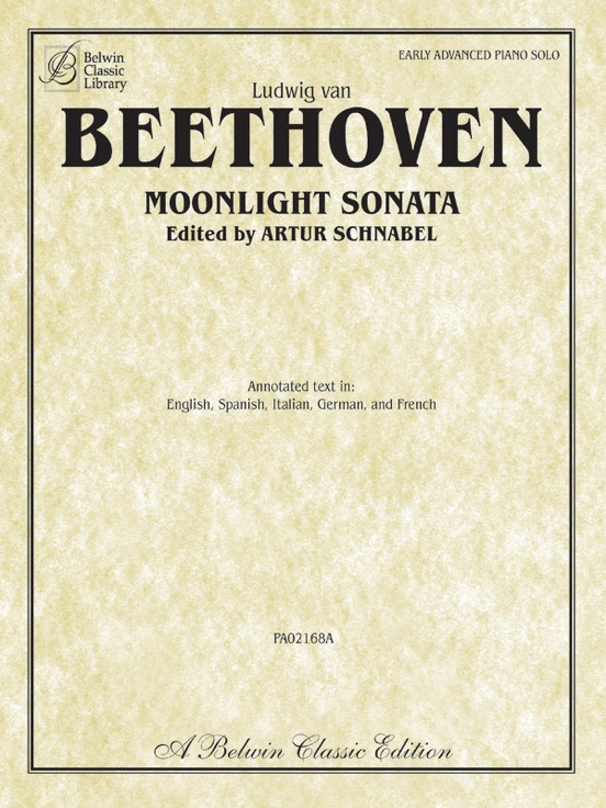 Moonlight Sonata (Sonata No. 14 in C-sharp Minor, Opus 27, No. 2)