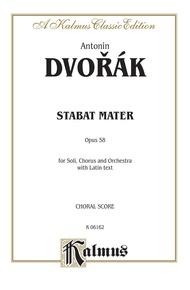Stabat Mater, Opus 58