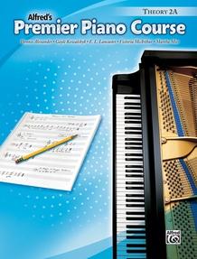 Premier Piano Course, Theory 2A